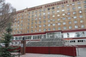Восстановление профильной деятельности областной больницы им.Середавина в Самаре откладывается на неопределенный срок