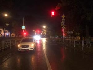 В Самаре в ДТП пострадала девочка-подросток