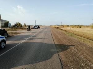 Смертельное ДТП в Самарской области: погибла женщина, еще два человека пострадали