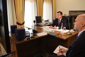 Дмитрий Азаров и Ольга Ярилова провели проектно-аналитическую сессию для участников программы подготовки резерва управленческих кадров высшего уровня РАНХиГС