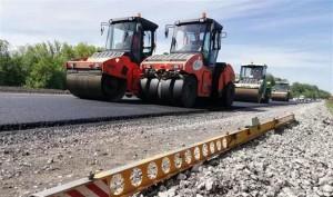 Открыто рабочее движение по путепроводу в районе плотины Жигулевской ГЭС