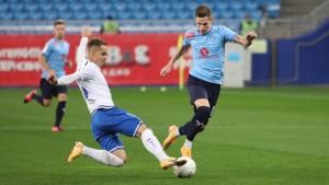 Матч в Самаре клубов «Крылья Советов» и «Динамо-Брянск», завершившийся со счётом 7:0, настадионе увидели 3 тысячи 507 зрителей.