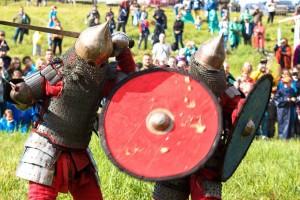 Который в очередной раз обыграет одну из крупнейших сражений средневековья – встречу двух великих полководцев Тимура и Тохтамыша.