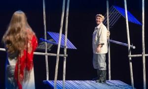 Драматический театр «Колесо» подготовил подарок для медиков, которые ежедневно помогают людям с коронавирусом