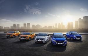 25 сентября исполняется 5 лет с начала производства автомобилей LADA Vesta.