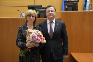 С праздником сотрудников контрольного ведомства в пятницу, 25 сентября, поздравил ГубернаторДмитрий Азаров.