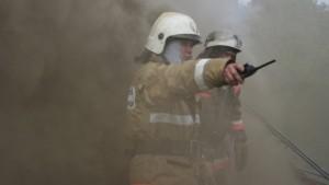 Для тушения пожара было привлечено 86 человек и30 едиництехники.