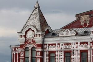Зданию самарского театра драмы решили оставить облик пряничного теремка