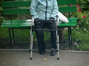 В Москве и Подмосковье рекомендовано пожилым людям оставаться дома