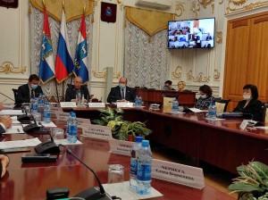 Владимир Василенко: хорошая погода не должна сдерживать темп подключения тепла
