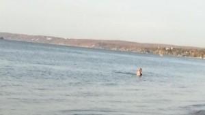 Самарцы все еще купаются в Волге