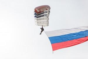 ЦСКА возрождает традиции парашютного спорта