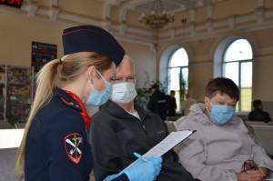В Самарской области пассажиры чувствуют себя в безопасности в поездах и на вокзалах