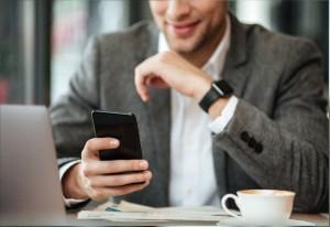 Чтобы пользоваться новым сервисом, надо подключить его через мобильное приложение Сбербанк Бизнес Онлайн.