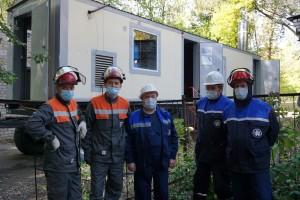 Самарская сетевая компания отработала взаимодействие с коммунальными службами Самары в противоаварийной тренировке