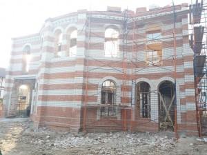 В Самаре приостановлена реставрация хоральной синагоги