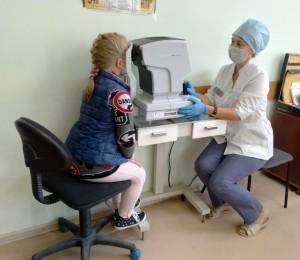 Ставропольская больница получила новое диагностическое оборудование. Это электрокардиограф, УЗИ-аппарат и офтальмологическое оборудование (авторефрактометр).