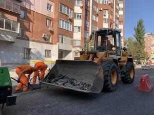 В 2021 году в Самаре 46 участков улиц планируется обновить большими «картами» и комплексно