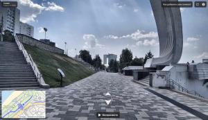 Яндекс.Карты помогут оценить пешеходную доступность улиц Самары