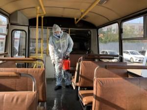 В Самаре пассажиров без масок могут высадить из маршрутки