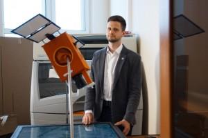 Самарский ученый разработает первый в России цифровой двойник системы космического спутника