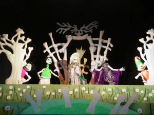 В Тольяттинском театре кукол начались гастроли Брянского областного театра кукол