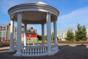 29 сентября Отрадный посетил министр энергетики и жилищно-коммунального хозяйства Самарской области Василий Мишин.