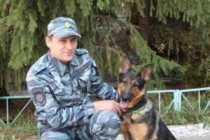 Служебная собака помогла сызранским полицейским задержать грабителя