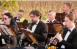Муниципальный концертный Духовой оркестр организовал музыкальную программу в полевом стане одного из предприятий Ставропольского района