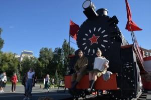 Выставочные экспонаты разместят в Парковом комплексе истории техники им. Сахарова в Тольятти.