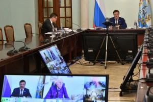 Дмитрий Азаров: «В работе по решению вопросов обманутых дольщиков пауз быть не должно»