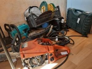 Житель Самарской области воровал электроинструменты из гаражей