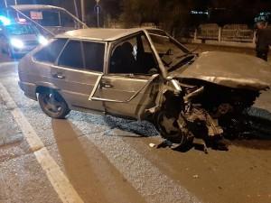 В Самаре в ДТП пострадали женщина и мальчик