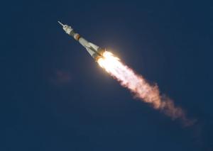 Путин поздравил сотрудников Байконура с 65-летием космодрома