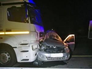 Смертельное ДТП в Самарской области: двое погибших