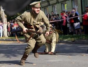 В Самаре ожили страницы истории 1918 года: ФОТО