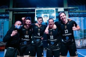 Команда БК «Самара» по баскетболу 3х3 побеждает на турнире в Санкт-Петербурге