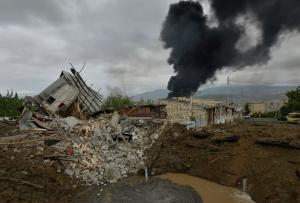 Источник рассказал о гибели в Карабахе 93 сирийских наемников