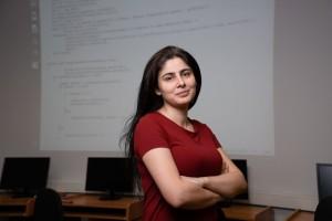 "Ученая из Сирии по имени Самара разработает защиту от хакеров и ""хронометр"" для Интернета"