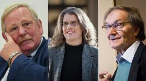 Трое ученых, отмеченных высшей научной наградой, внесли огромный вклад в доказательство существования черных дыр, о которых стали задумываться еще в начале ХХ века.