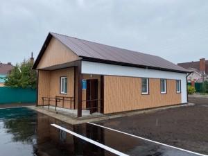В Самарской области до конца года будут дополнительно возведены 4 новых фельдшерско-акушерских пункта