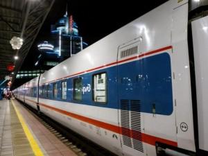 Скоростной поезд «Стриж» Санкт-Петербург – Самара вернется в расписание с 3ноября