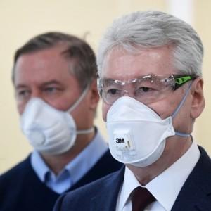 Собянин назвал решающую для введения новых ограничений в Москве неделю