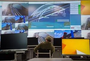 Резидент Жигулевского технопарка цифровизирует Крымский мост