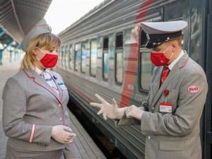 Контроль за соблюдением предписания по использованию средств индивидуальной защиты посетителями вокзалов осуществляется правоохранительными органами.