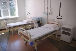 Кроме того, дополнительно созданы 200 коек в инфекционном госпитале Самарской областной клинической больницы им. В.Д.Середавина.