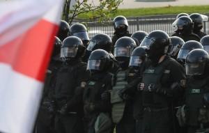 """Первый замглавы ведомства Геннадий Казакевич заявил, что """"протесты, сместившиеся преимущественно в Минск, стали организованными и крайне радикальными""""."""