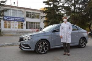 Власти Самарской области предоставляют машины врачам