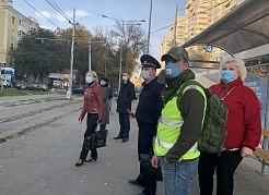 С начала октябряиз наземного общественного транспорта Самары высадили 183 пассажира без масок