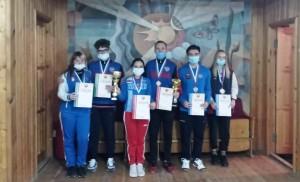 Все призовые места заняли спортсмены Самарской области.